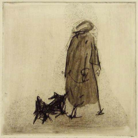 """etching by Marina Kim """"All Weathers"""""""