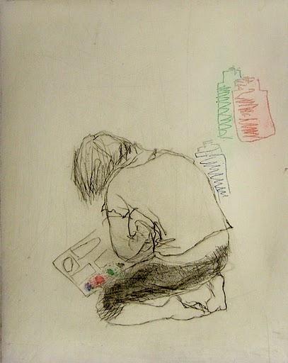 """Short story by Marina Kim """"Art and Sweetcorn"""""""